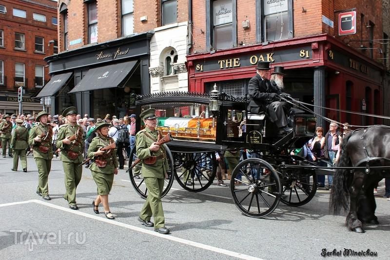 Дублин. Поселение у брода / Ирландия