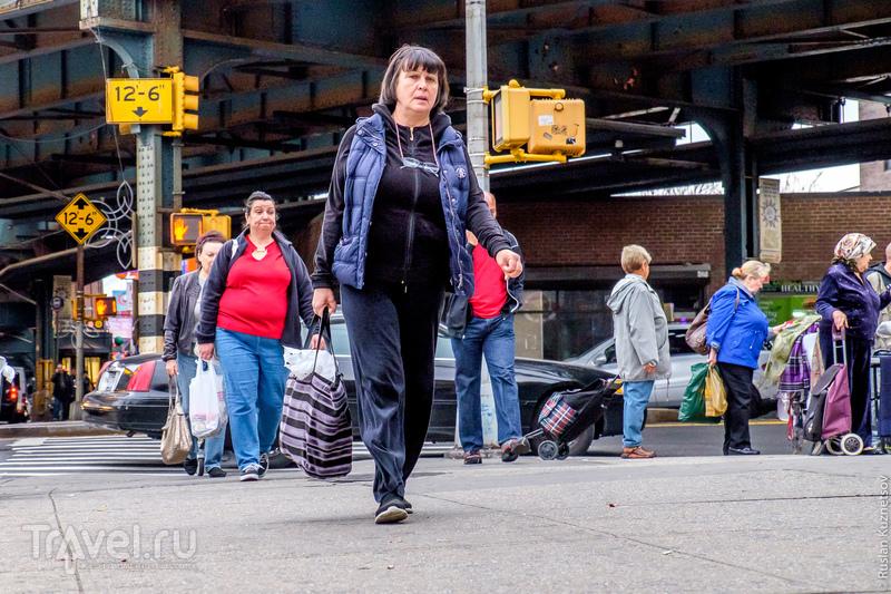 Экскурсия по США. Брайтон Бич / Фото из США