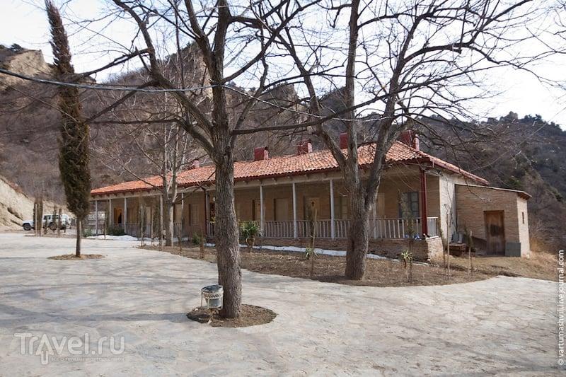 Грузия, окрестности Мцхеты. Шио-Мгвимский монастырь / Фото из Грузии