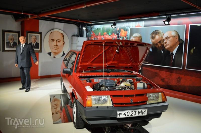 Гламурно и качественно. Ретро-музей социализма в Варне - лучший подобный музей в Восточной Европe / Болгария