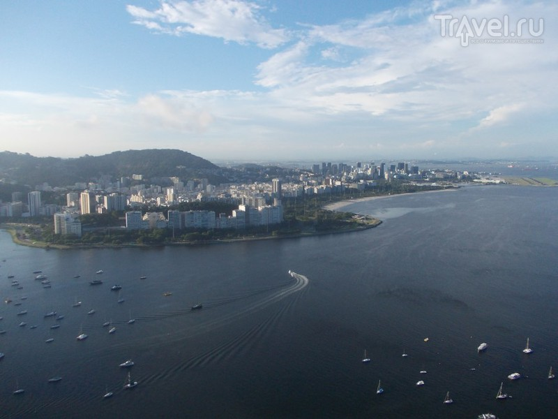 Рио-де-Жанейро: первые шаги по городу / Бразилия