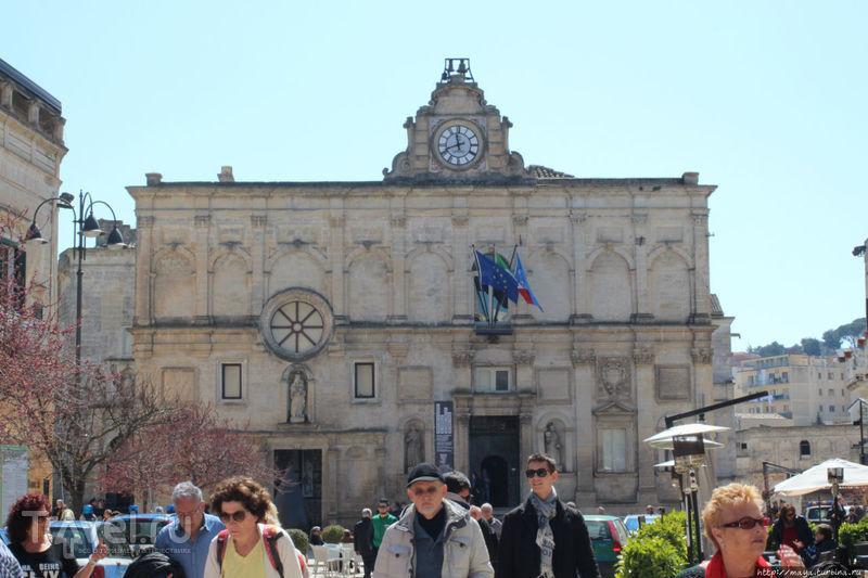 Два лика Матеры / Италия