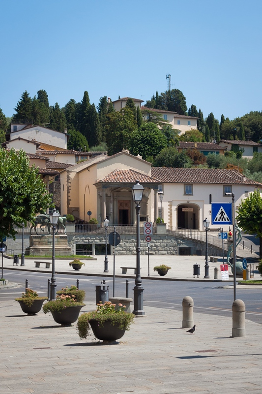 Фьезоле (Fiesole) / Италия