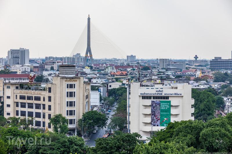 Короткая остановка в Бангкоке / Фото из Таиланда