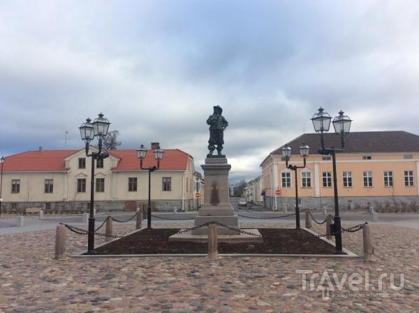 Три финских городка: Кеми, Раахе и Каяани / Финляндия
