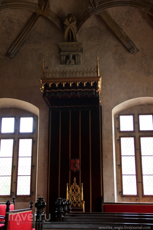 Шик, блеск и великолепие Старого королевского дворца Праги / Чехия