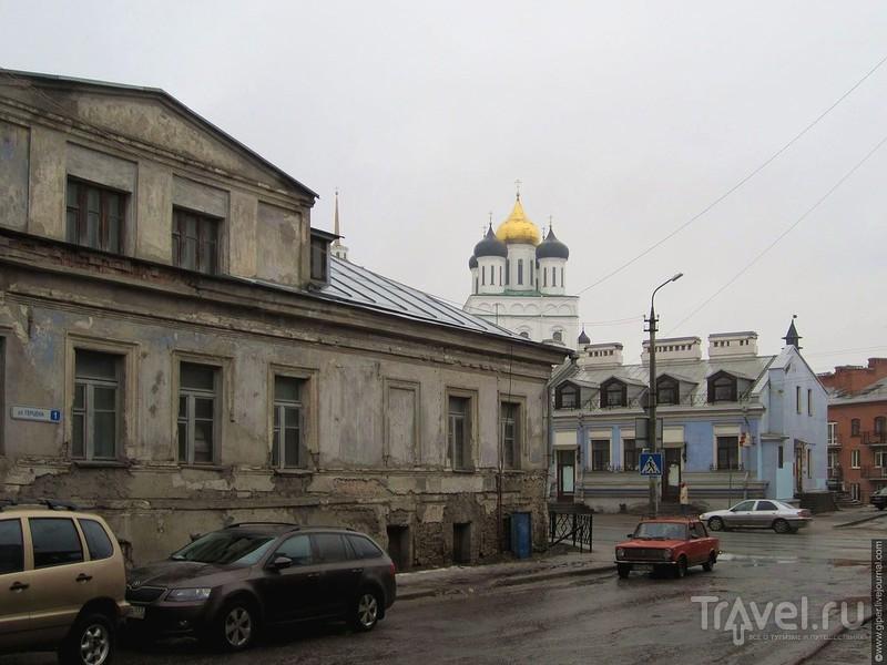 Запсковье / Россия