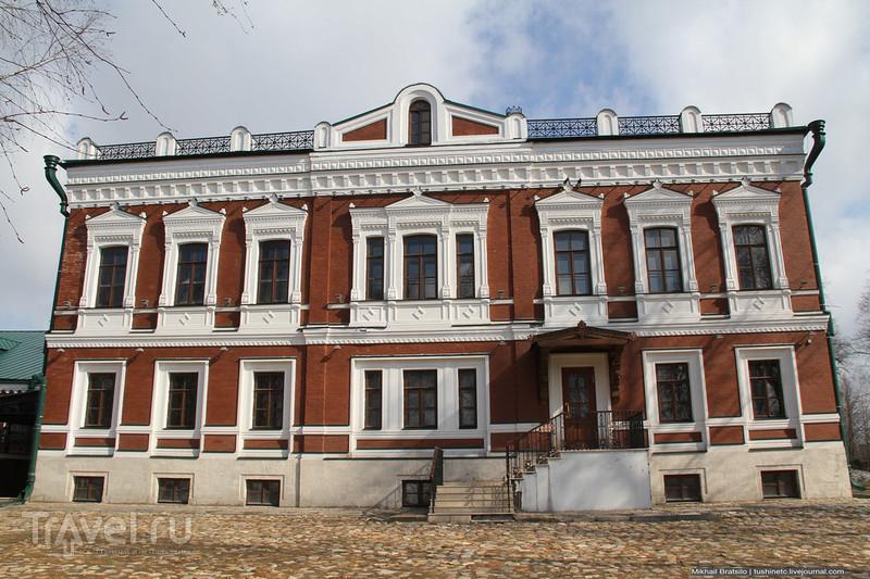 Усадьба Аигиных в Талицах / Россия