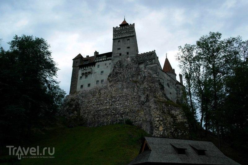 Замок Дракона в Бране, Румыния / Румыния