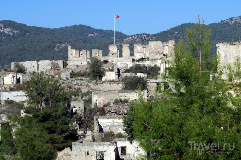 Турция: Каякёй - город призрак / Фото из Турции