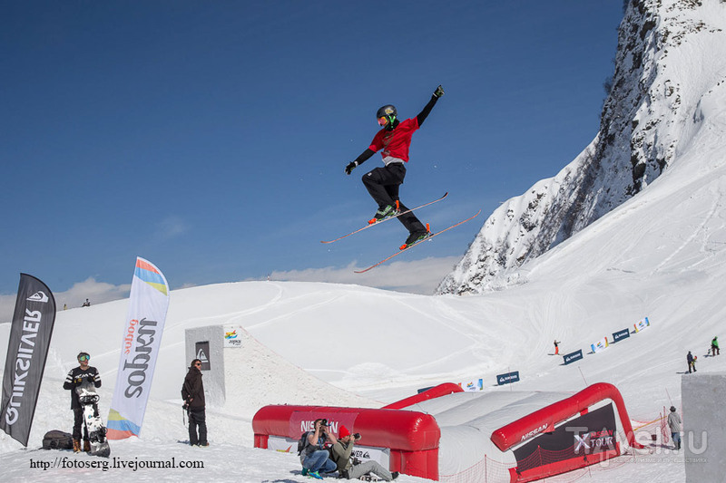 Международный сноубордический лагерь Quiksilver New Star Camp 2016 / Россия