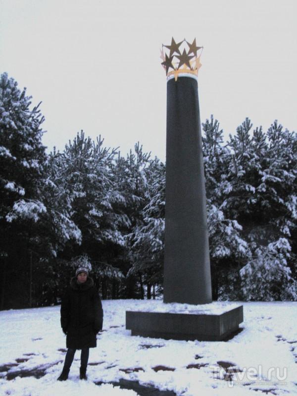 Атмосферная страна Литва. Каунас, Пажайслис, Кернаве и много другого / Литва