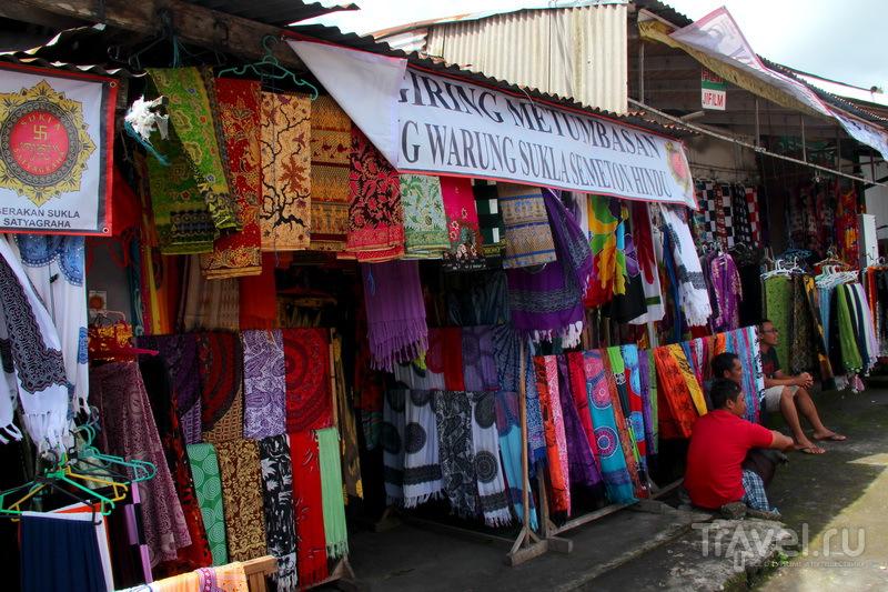 Бали, лювак и дуриан / Индонезия