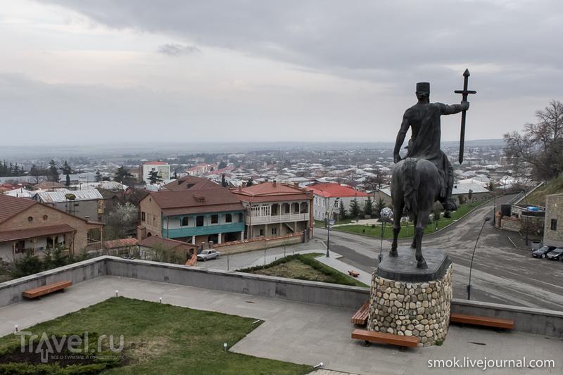 Гостеприимная Кахетия - Телави, Сигнахи, вкуснейшая еда / Грузия