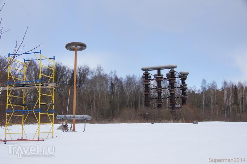 Катушки Тесла в Истре / Россия