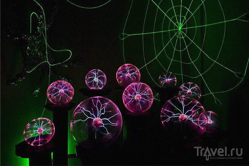 Плазменные шары
