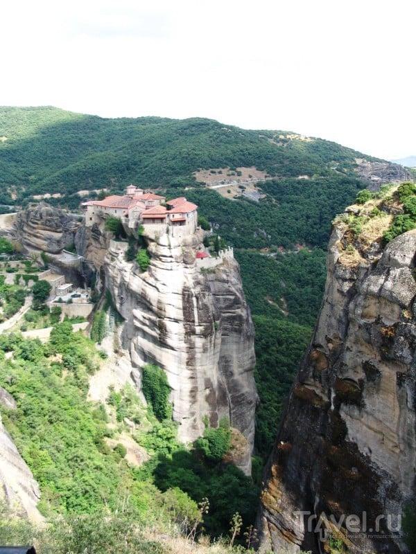 Греция: парящие в воздухе / Греция