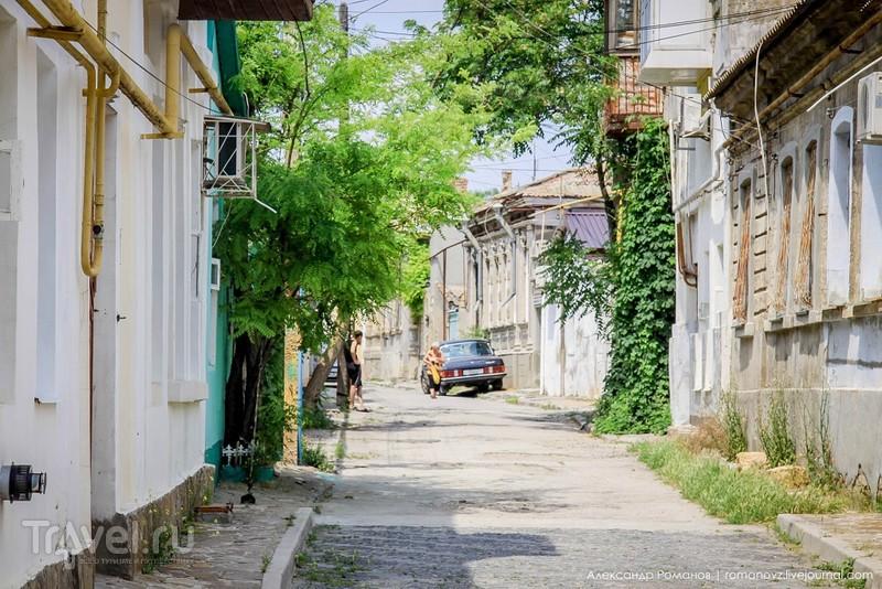 Евпатория: улочки старого Гезлева / Россия