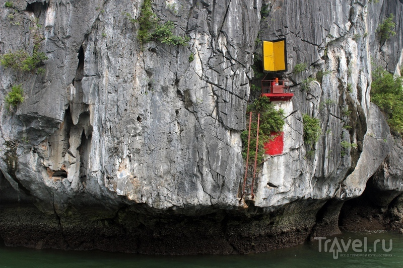 Вьетнам: бухта Халонг / Вьетнам