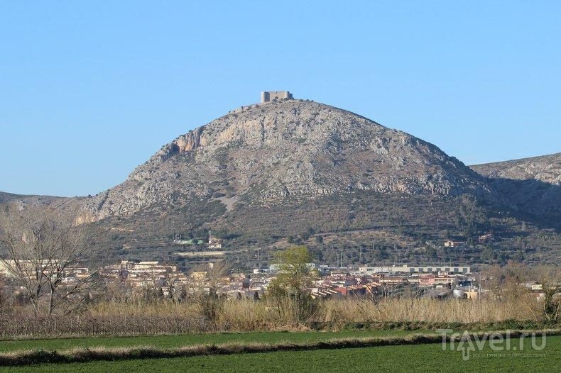 Каталония: замок Монтгри / Испания