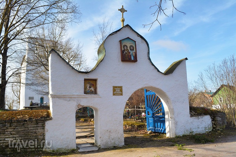Погост Сенно, Псковская область / Эстония