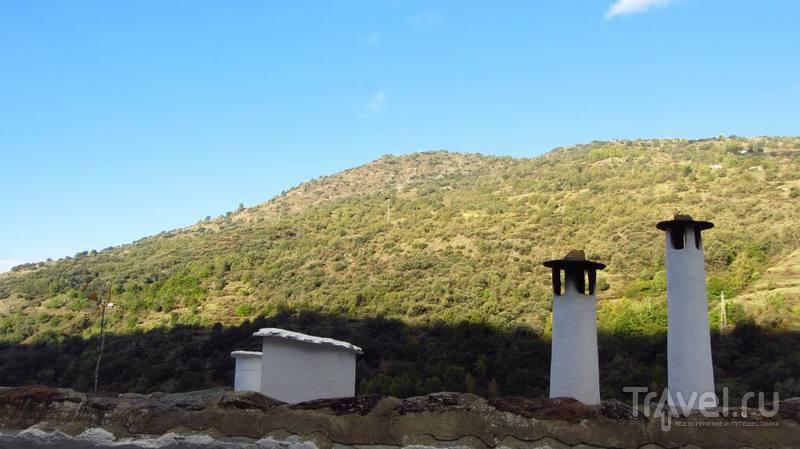 Альпухаррас: горные склоны и белоснежные городки Андалусии / Фото из Испании