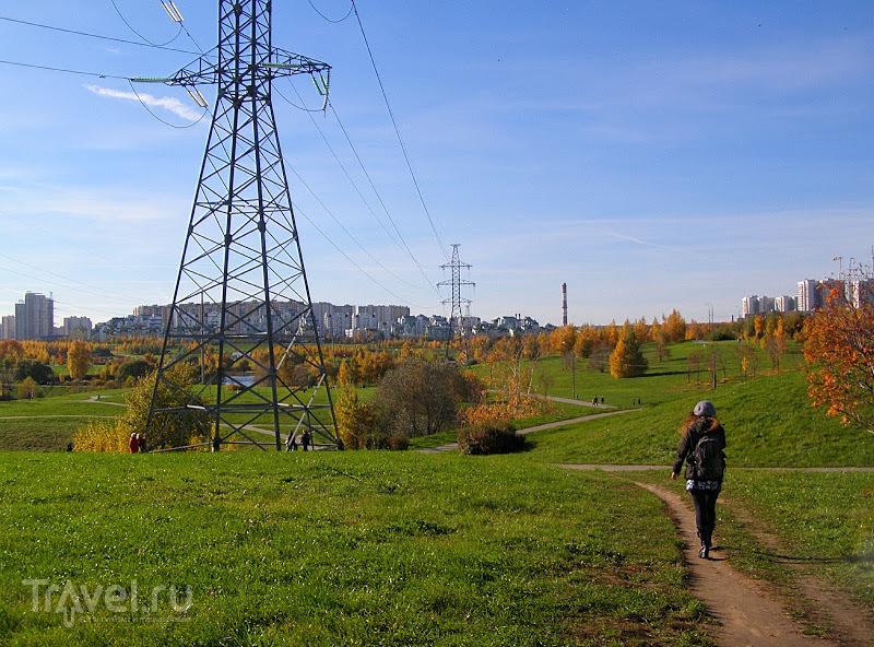 Москва. Митинский ландшафтный парк / Россия