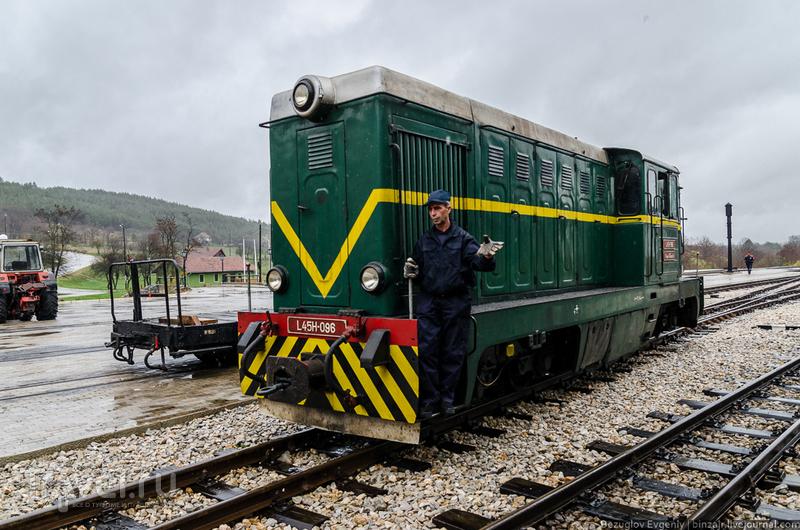 Балканы. Шарганска Осмица / Фото из Сербии