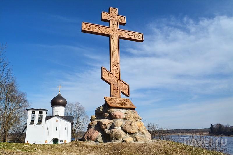 Погост Выбуты - родина княгини Ольги / Россия
