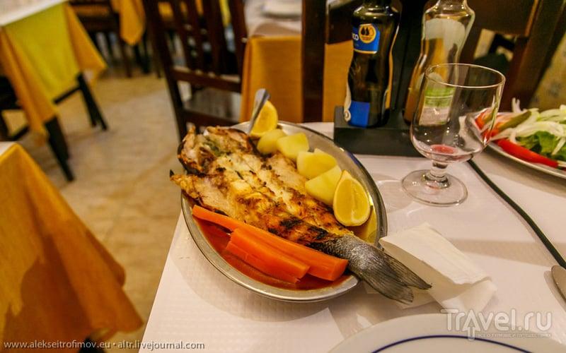 Экзотические морепродукты Португалии и другие вкусности / Португалия