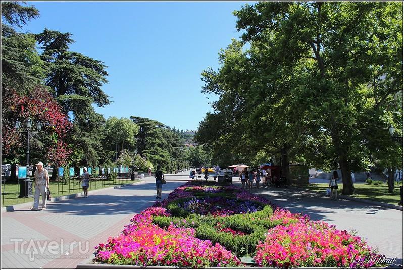 Севастополь. Приморский бульвар / Фото из России