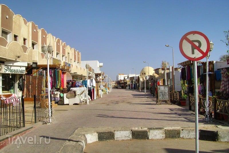 Дахаб, коммуна хиппи и дауншифтеров / Египет