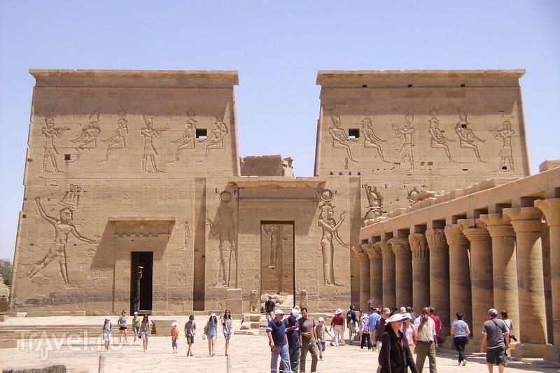 Остров Филэ / Египет