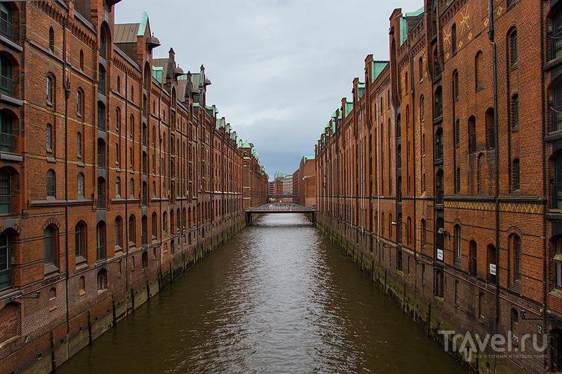 Другая Германия. Гамбург, Шверин, остров Sylt / Германия