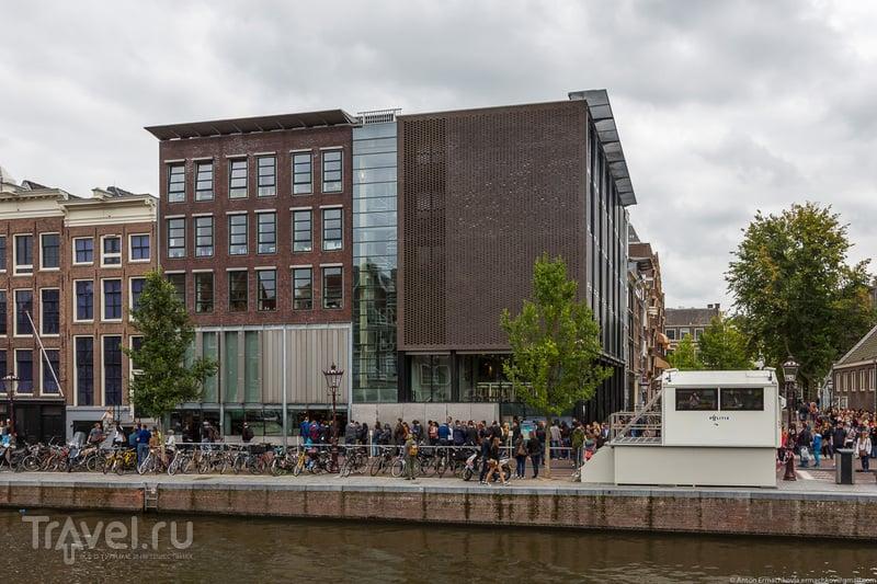 Стоповер в Амстердаме / Фото из Нидерландов