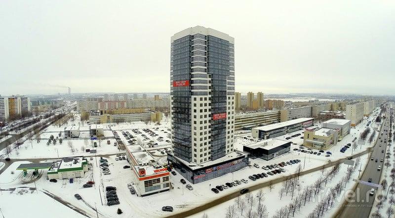 Немного новостроек Набережных Челнов / Россия