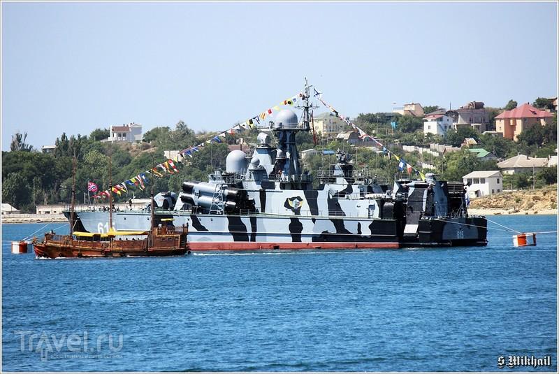 Севастополь со стороны моря / Россия
