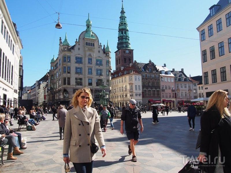 Прогулки по суетливому Копенгагену. А бывает другой? / Швеция