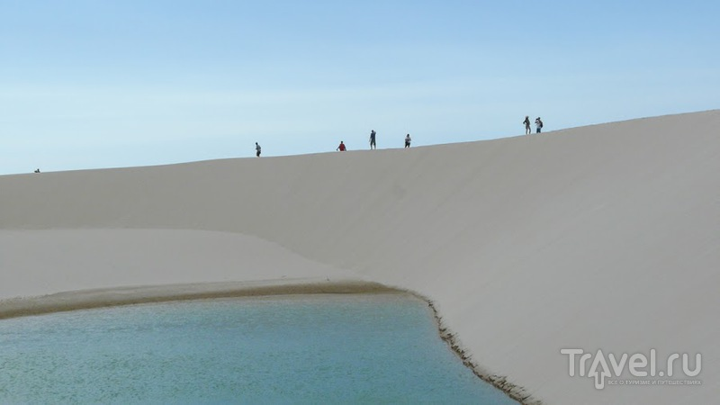 Бразилия. Ленсойc-Мараньенсес. На дюны и в лагуны / Фото из Бразилии