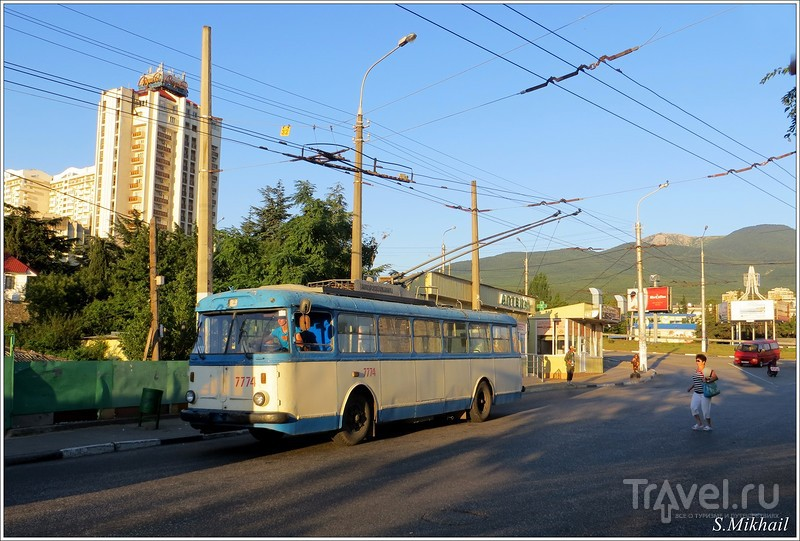 Ялта, Автовокзал / Россия
