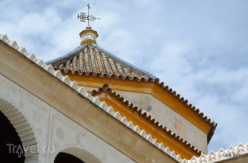 Севилья  недооцененная - дом Пилата / Испания