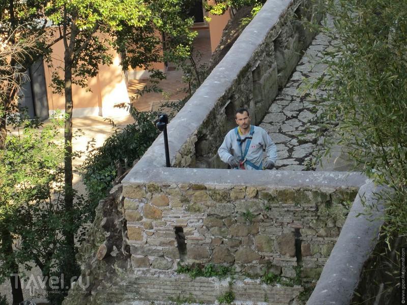 Авентинский холм и Святая дырка / Италия