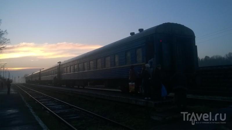 Поездка на Антоновскую УЖД / Украина
