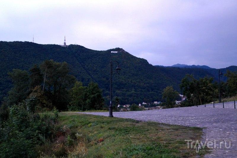 Брашов, Румыния - Караульная крепость / Румыния