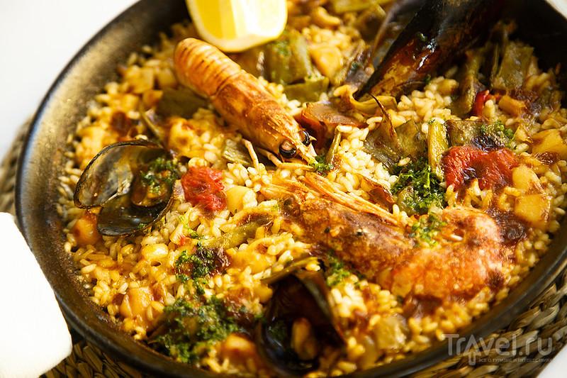 Испанские истории: Санта-Понса / Испания