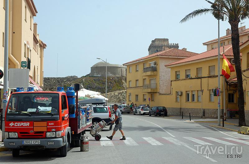 Тарифа - южная точка Иберийского / Испания
