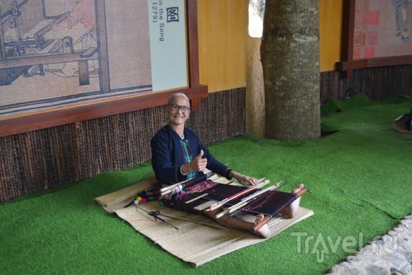 О красоте в китайском обличье. Санья, Хайнань / Китай