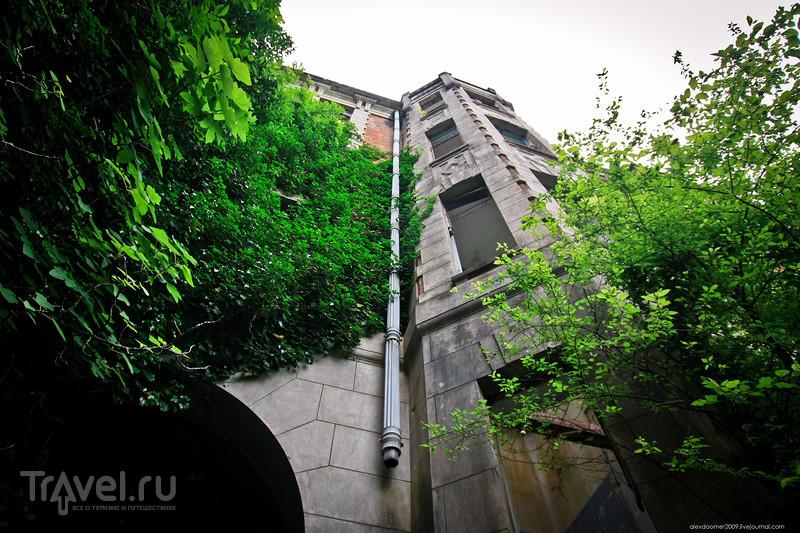 Абхазия. Избранное. Природные чудеса и заброшенные места / Фото из Абхазии