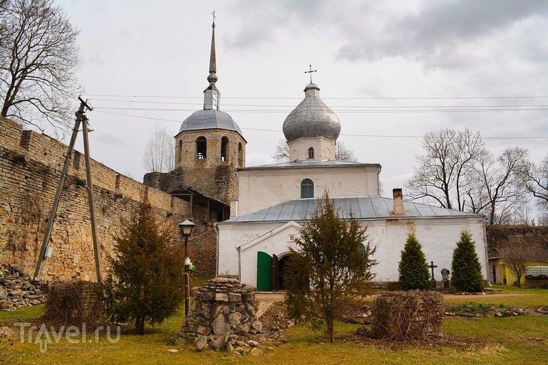 Порховская крепость. Псковская область / Россия