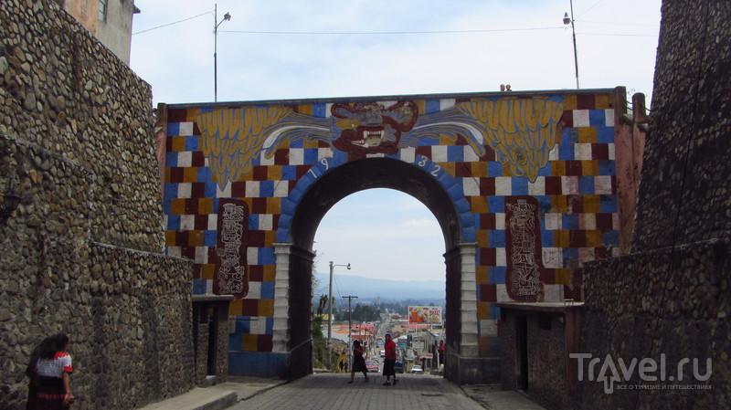 Чичикастенанго: гватемальский город-рынок / Гватемала